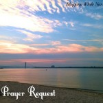 A Prayer Request