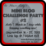 It's A Blog Party!!! & My First Vlog