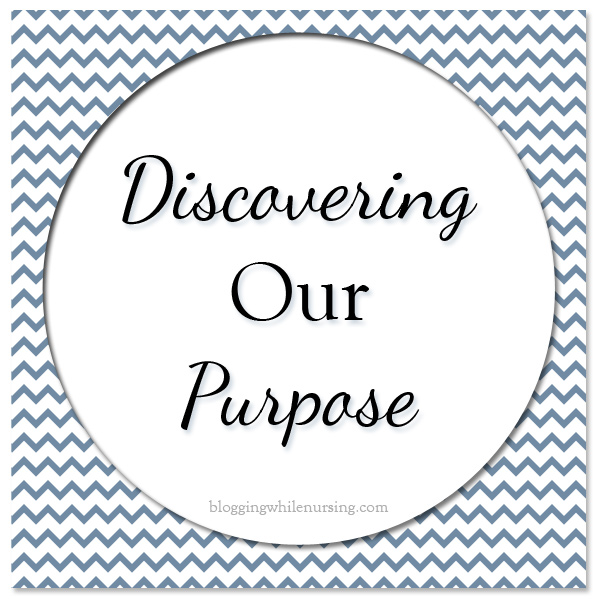 Discovering Our Purpose